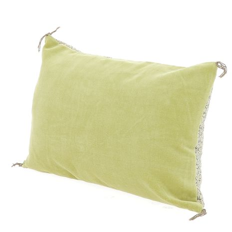 Coussin TOSCA Vert gold